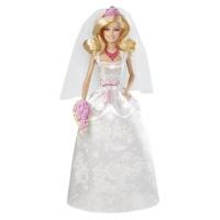 Barbie jako Panna Młoda X9444