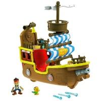 Fischer Price Łajbek Gadający Statek Piratów Y3041